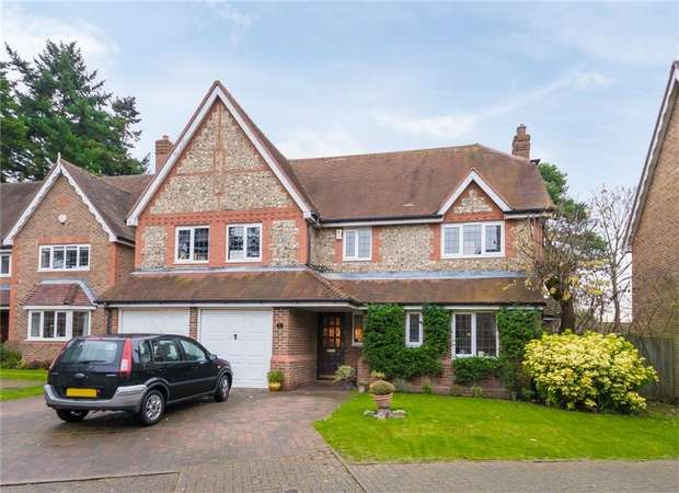 5 Bedrooms Detached House for sale in 2 Firs Close, Iver Heath, Buckinghamshire