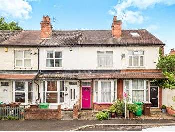 3 Bedrooms Terraced House for sale in 23 Wentworth Road, Nottingham, NG52LL