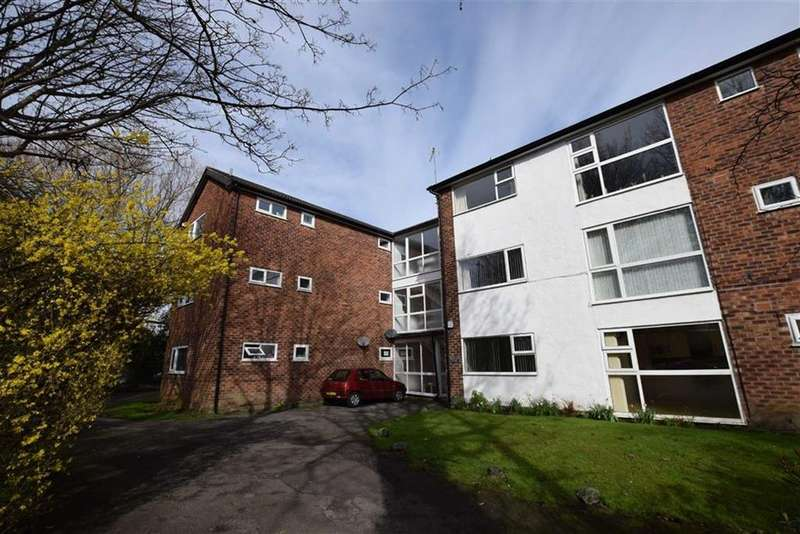 2 Bedrooms Apartment Flat for sale in Grosvenor House, Sale, M33