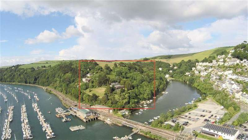4 Bedrooms Detached House for sale in Hoodown, Hoodown, Dartmouth, Devon, TQ6