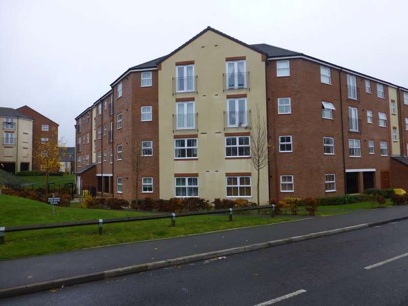 2 Bedrooms Apartment Flat for sale in Wharf Lane, Solihull
