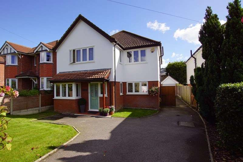 4 Bedrooms Detached House for sale in Glenair Avenue, Lower Parkstone, Poole