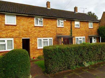 2 Bedrooms Terraced House for sale in Bank Close, Luton, Bedfordshire