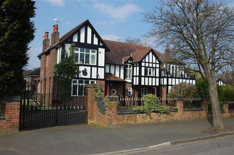 5 Bedrooms Detached House for sale in St Michaels Avenue, Bramhall, Cheshire