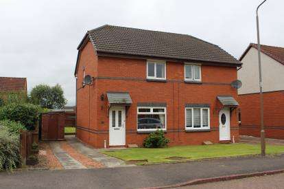 2 Bedrooms Semi Detached House for sale in Caledonian Court, Falkirk
