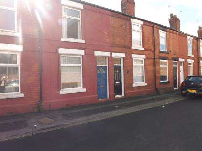2 Bedrooms Terraced House for sale in Slater Street, Warrington, Cheshire