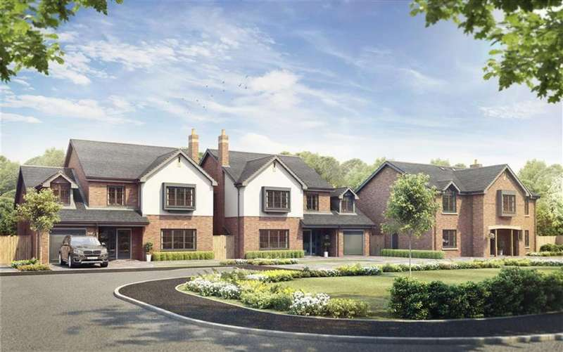 4 Bedrooms Detached House for sale in Audlem Road, Nantwich, Cheshire