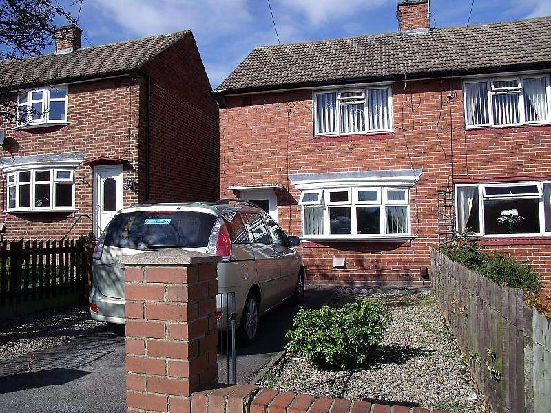 2 Bedrooms Semi Detached House for sale in Rotherfield Road, Redhouse