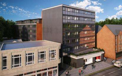 2 Bedrooms Flat for sale in 112-114 Prince Of Wales Road, Norwich, Norfolk