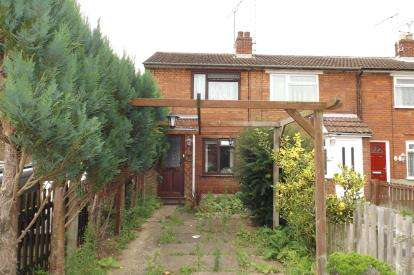 2 Bedrooms End Of Terrace House for sale in Ipswich, Suffolk