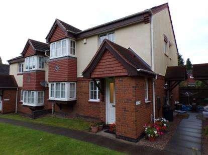 2 Bedrooms Maisonette Flat for sale in Garrison Court, 18 Barwell Road, Birmingham, West Midlands