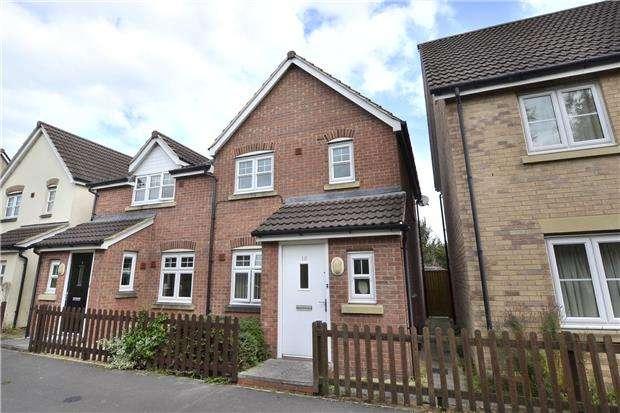 2 Bedrooms End Of Terrace House for sale in Leeming Walk Kingsway, Quedgeley, GLOUCESTER, GL2 2BT