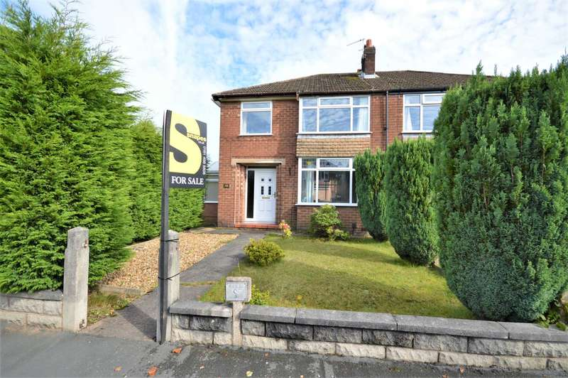 3 Bedrooms Semi Detached House for sale in Lyme Road, Hazel Grove