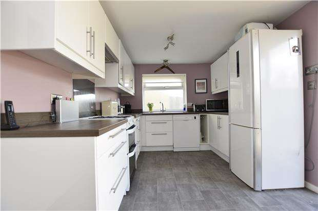 3 Bedrooms Semi Detached House for sale in Stanway Road, Headington, OXFORD, OX3 8HT