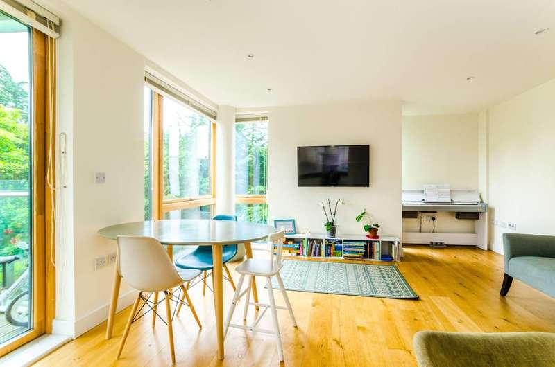 2 Bedrooms Flat for sale in Hornsey Lane, Highgate, N6