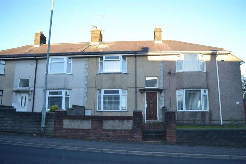 3 Bedrooms Terraced House for sale in Pentregethin Road, Cwmbwrla, Swansea