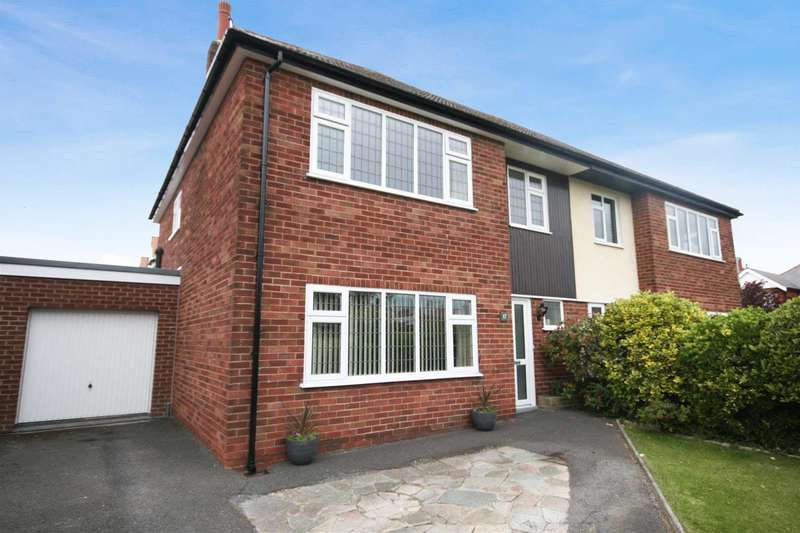 4 Bedrooms Semi Detached House for sale in Dorset Road, Lytham St. Annes