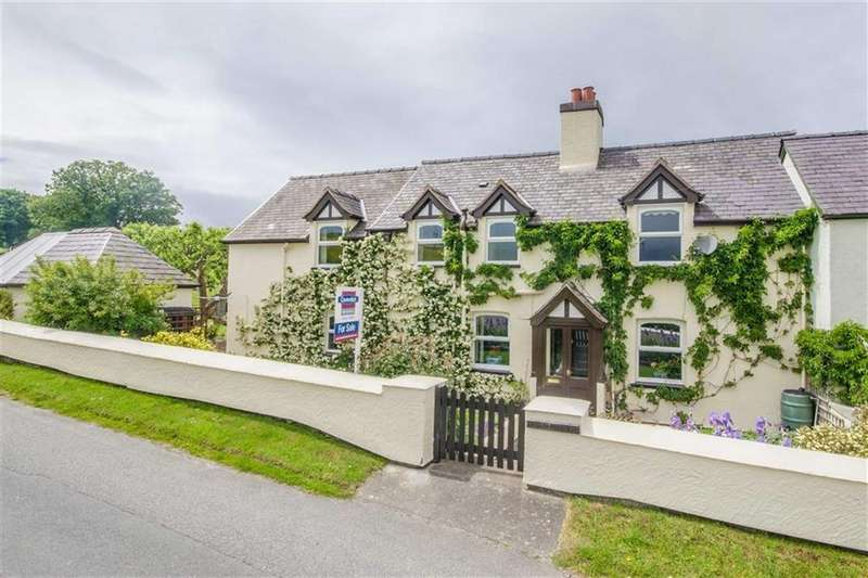 3 Bedrooms Cottage House for sale in Galltegfa, Llanfwrog, Ruthin, Ruthin