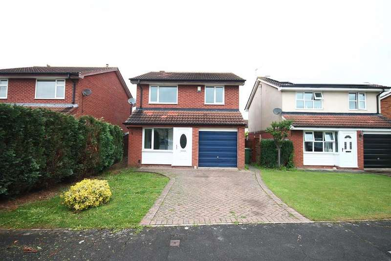 3 Bedrooms House for sale in Hollybush Avenue, Ingleby Barwick, Stockton-On-Tees