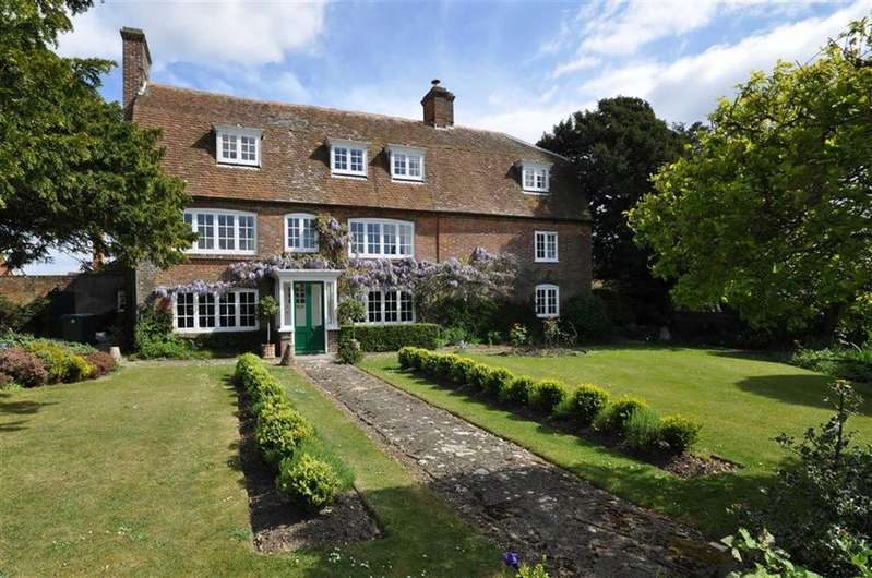 8 Bedrooms Detached House for sale in Great Crabthorn, /, Old Street, PO14