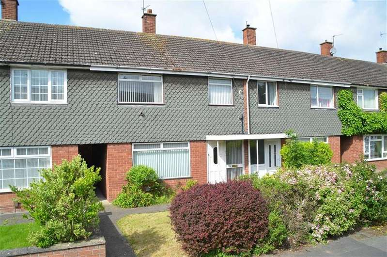 3 Bedrooms Town House for sale in Forge Road, Little Sutton, CH66