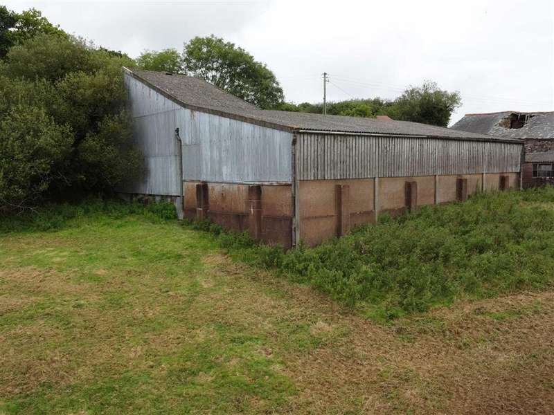 Residential Development Commercial for sale in Thurle Farm, Taw Valley, Chulmleigh, Devon, EX18