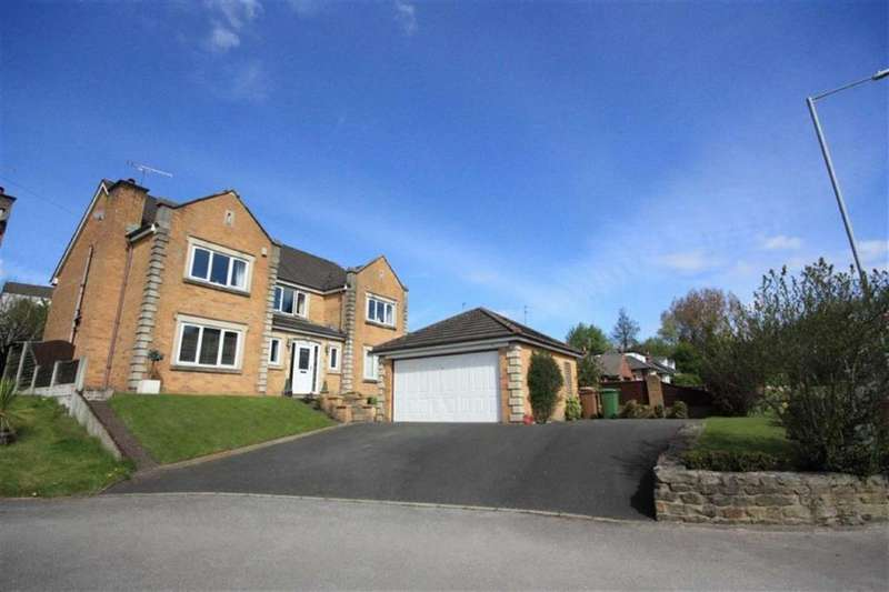 4 Bedrooms Detached House for sale in Village View, Billinge, Wigan, WN5