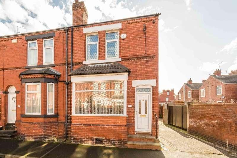 3 Bedrooms Property for sale in Salisbury Road, Hexthorpe, Doncaster, DN4