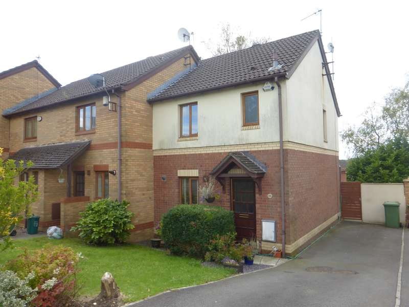 2 Bedrooms End Of Terrace House for sale in Clos Myddlyn, Beddau, Pontypridd
