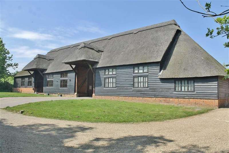 3 Bedrooms Barn Conversion Character Property for sale in Rookery Farm Barn, Cobham