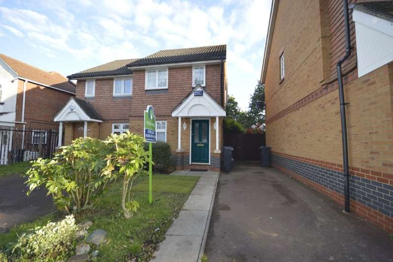 2 Bedrooms Semi Detached House for sale in Avondale Gardens, Hounslow, TW4