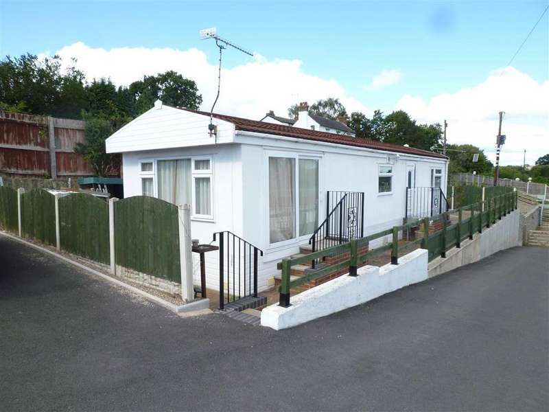 2 Bedrooms Mobile Home for sale in Knowle Sands, Bridgnorth, Shropshire