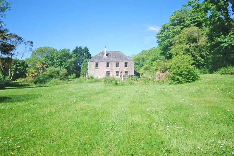 6 Bedrooms Country House Character Property for sale in Fowey, South Cornwall, PL23