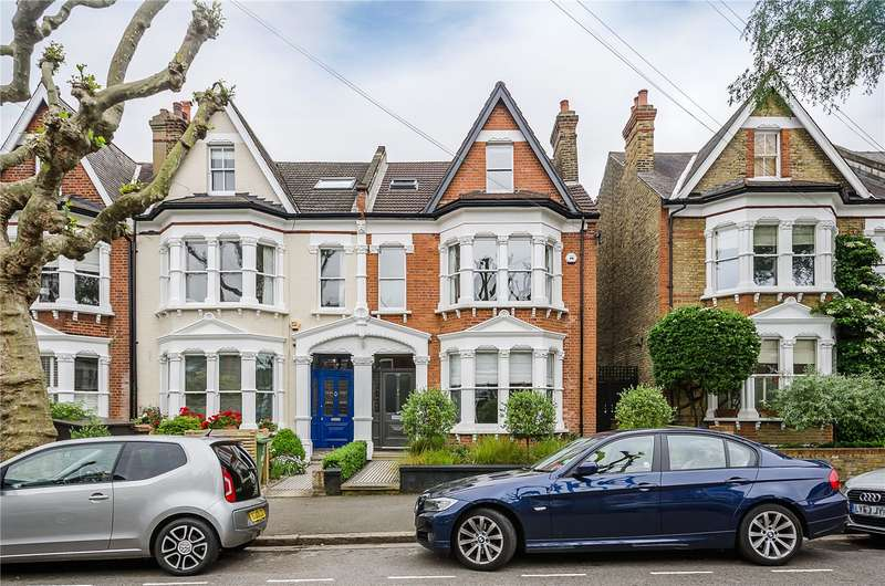 5 Bedrooms Semi Detached House for sale in Beckwith Road, London, SE24
