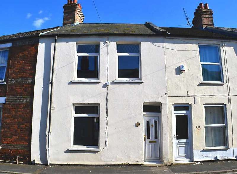 2 Bedrooms Terraced House for sale in Sir Lewis Street, King's Lynn