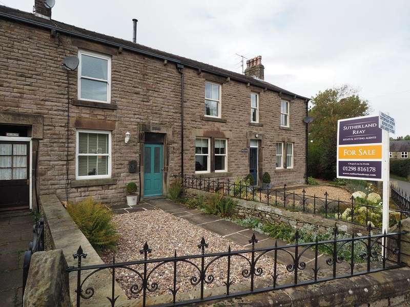 2 Bedrooms Cottage House for sale in Ridge Lane, Combs, High Peak, Derbyshire, SK23 9UU
