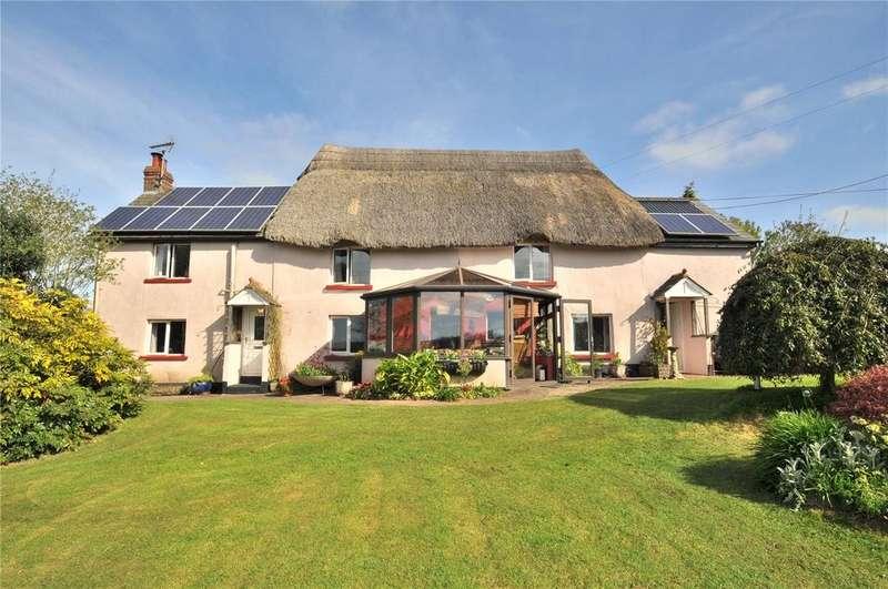 3 Bedrooms House for sale in Cheriton Fitzpaine, Crediton, Devon, EX17