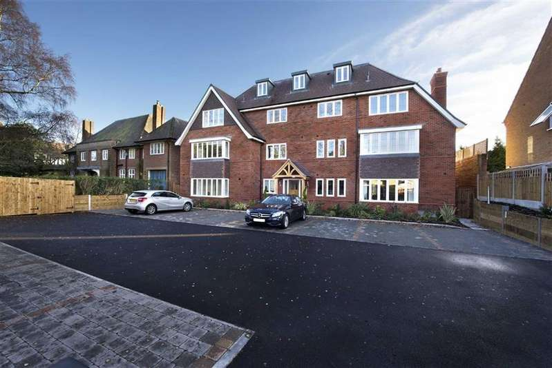 2 Bedrooms Apartment Flat for sale in Digby Road, Sutton Coldfield