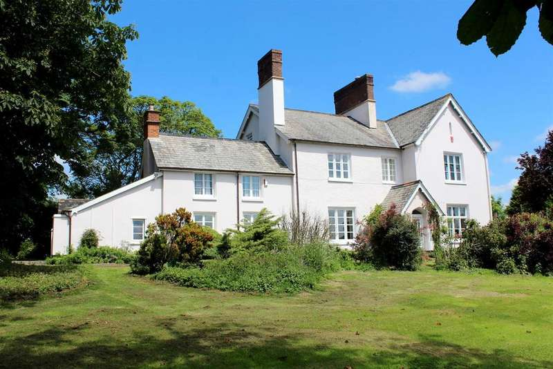 7 Bedrooms Detached House for sale in Lake, Barnstaple