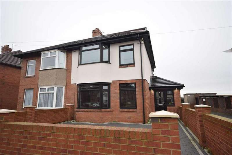 4 Bedrooms Semi Detached House for sale in Mortimer Road, South Shields