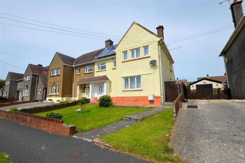 3 Bedrooms Semi Detached House for sale in Maesglas, Pontyates, Llanelli