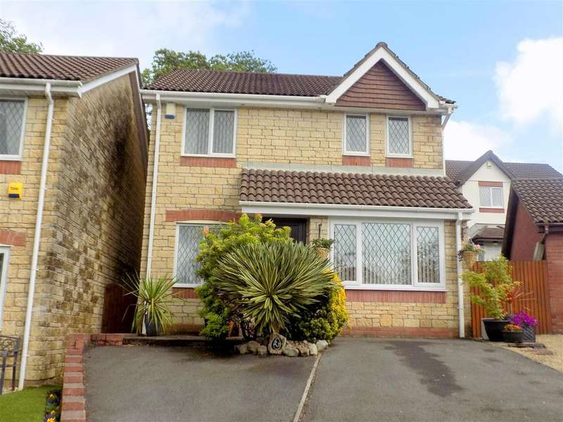 3 Bedrooms House for sale in The Paddocks, Tonna, Neath