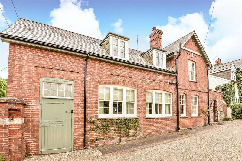 3 Bedrooms Detached House for sale in Bishop's Sutton, Alresford, Hampshire
