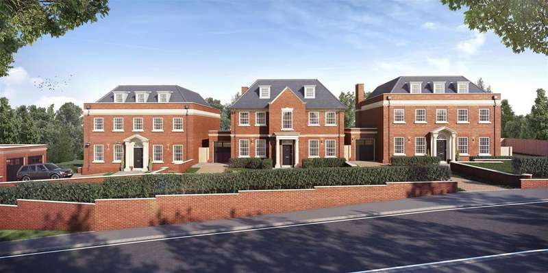 5 Bedrooms Detached House for sale in Mill View, Eleventrees, Milespit Hill, NW7