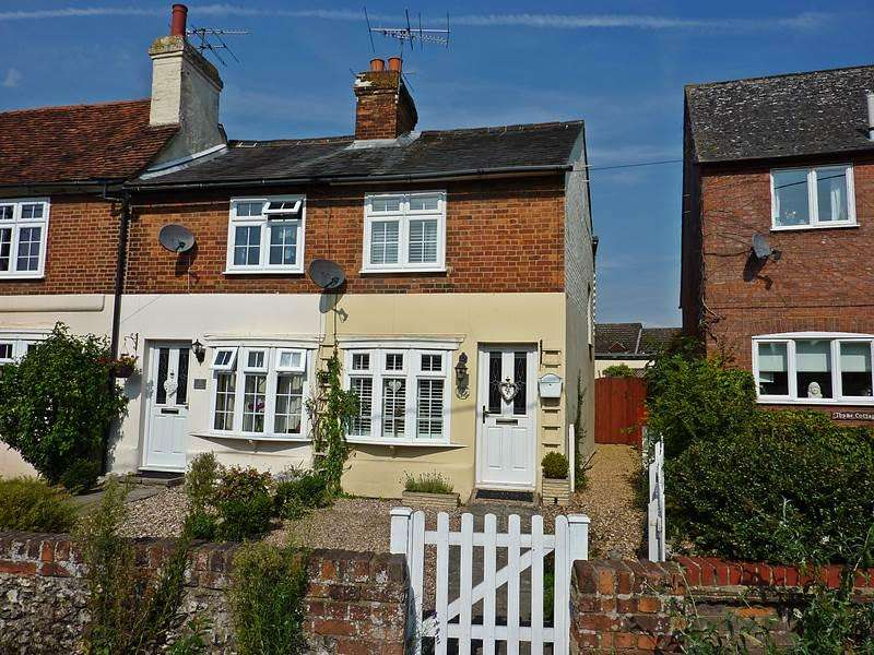 2 Bedrooms End Of Terrace House for sale in BOURNE END