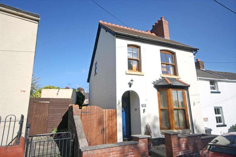 3 Bedrooms Detached House for sale in Llansantffraid Powys