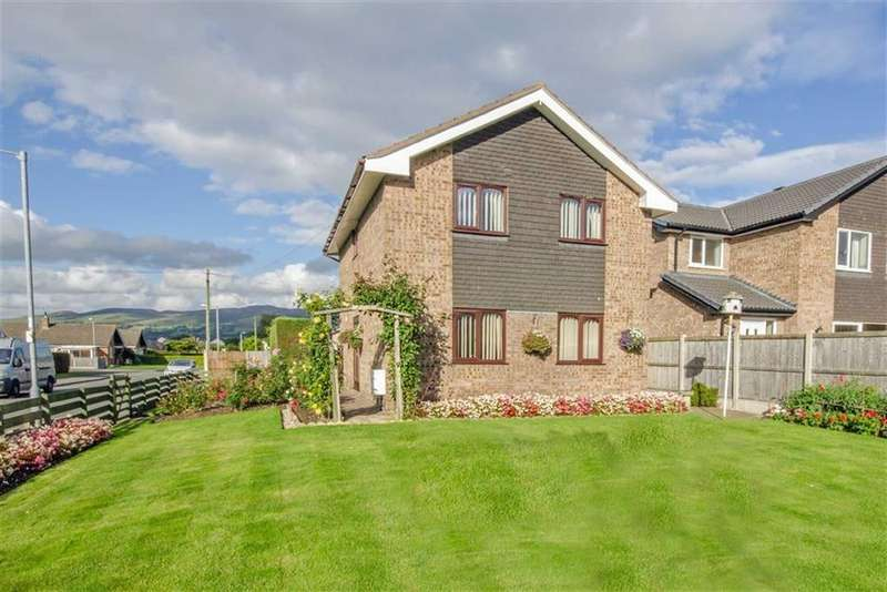 3 Bedrooms Detached House for sale in Y Parc, Ruthin