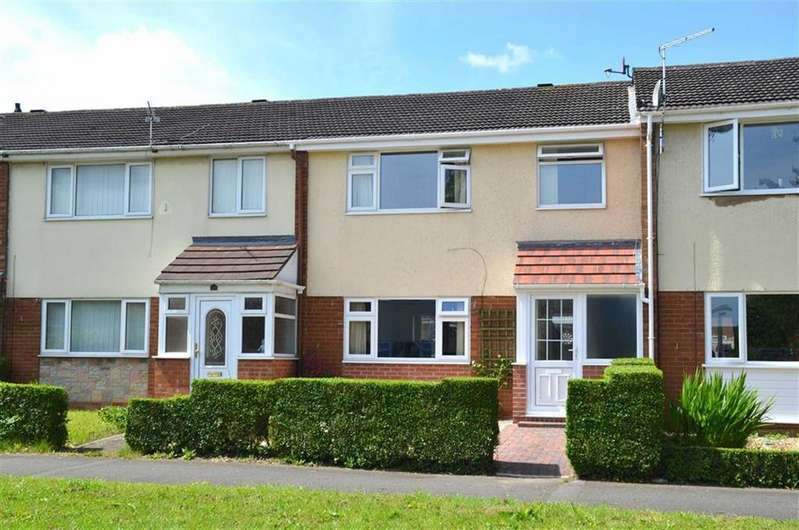3 Bedrooms Terraced House for sale in Gateacre Court, CH66