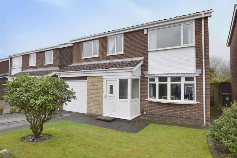 4 Bedrooms Detached House for sale in Heybrook Avenue, North Shields