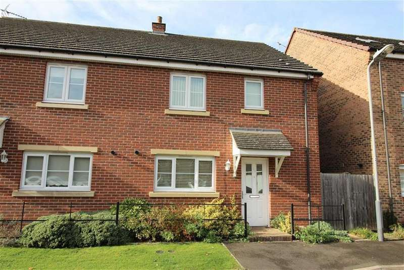 3 Bedrooms Terraced House for sale in Galanos, Long Itchington, CV47